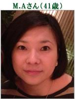 お客様の声MAさん(41歳)